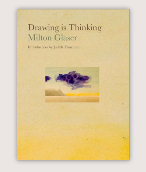 Drawing is thinking cover