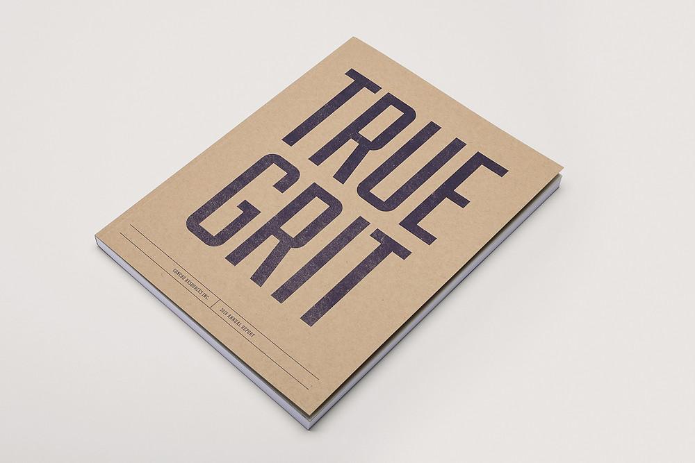 True Grit: Concho 2016 Annual Report