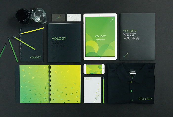 Vology Brand System