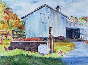 Monkton Farm Barnyard