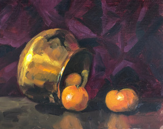 Copper and Clementines