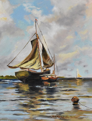 Cutter Ship after A.T. Bricher