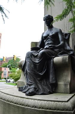 Hans Schuler Hopkins Monument