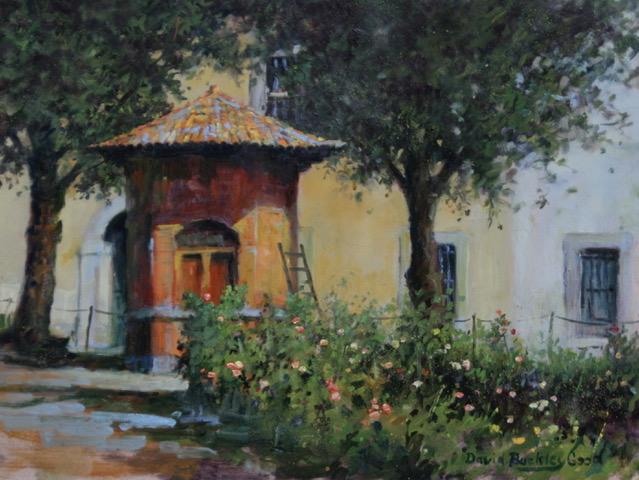 Garden Shed, Montalcino