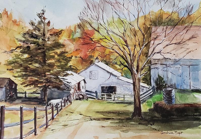 Monkton Farm, MD