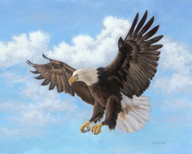Winged Glory