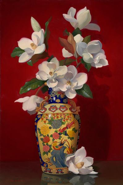 MagnoliaVase