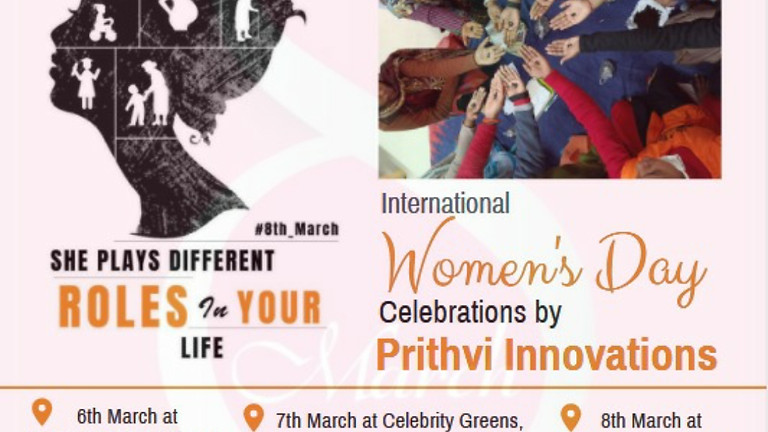 International Women's Day celebrations -Vividha- Celebrating & Nurturing the Variety, Beauty & Goodness of Womanhood