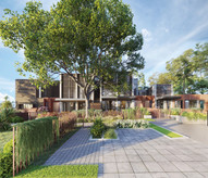 Luda Studios_CGI02_Exterior Gardens Betw