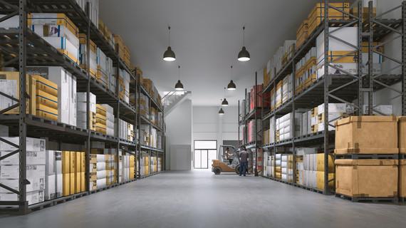 Luda Studios_Orchard Rd_Interior Warehou
