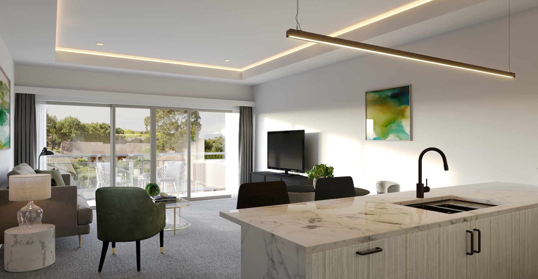 Luda Studios_Village Glen Apartments F1_