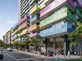 Luda Studios_Fishermans Bend_Streetscape