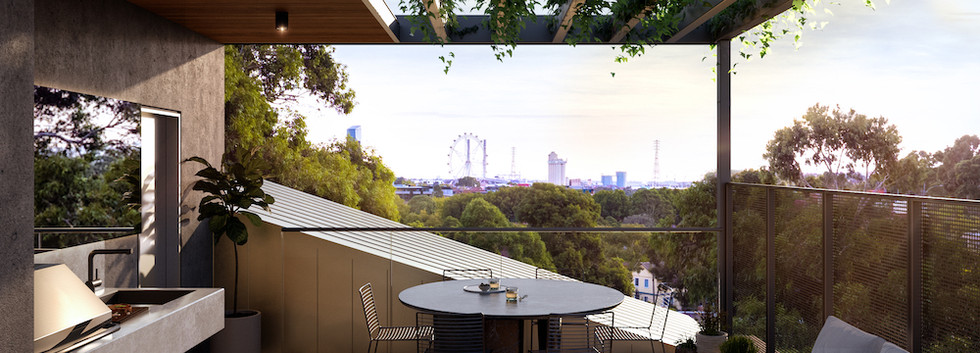 Luda Studios_Rooftop Cam08 North Melbour