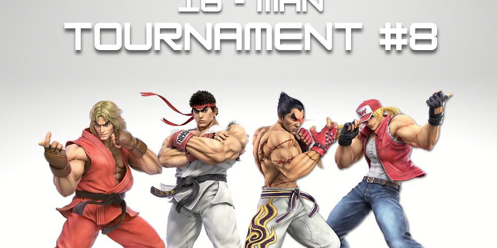 Super Smash Bros. Ultimate Tournament #8