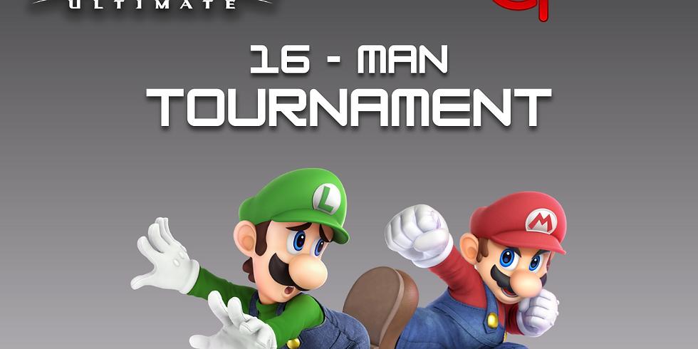 Super Smash Bros. Ultimate Tournament #4