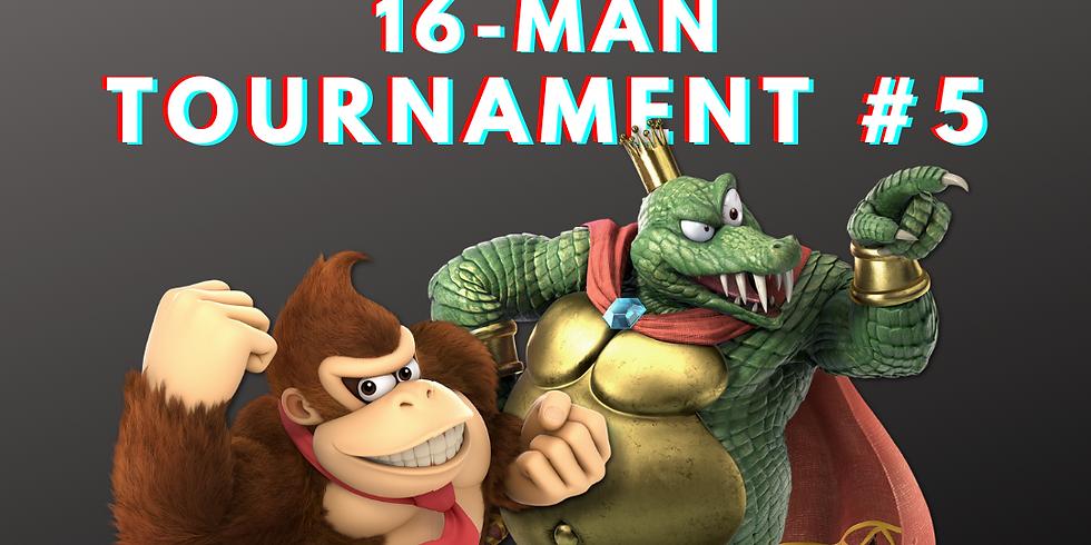 Super Smash Bros. Ultimate Tournament #5