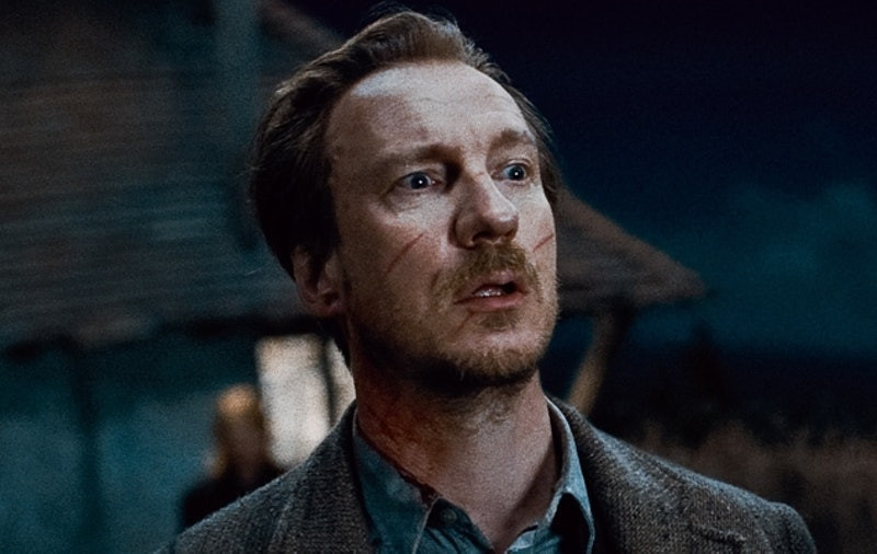 Remus Lupin Harry Potter character