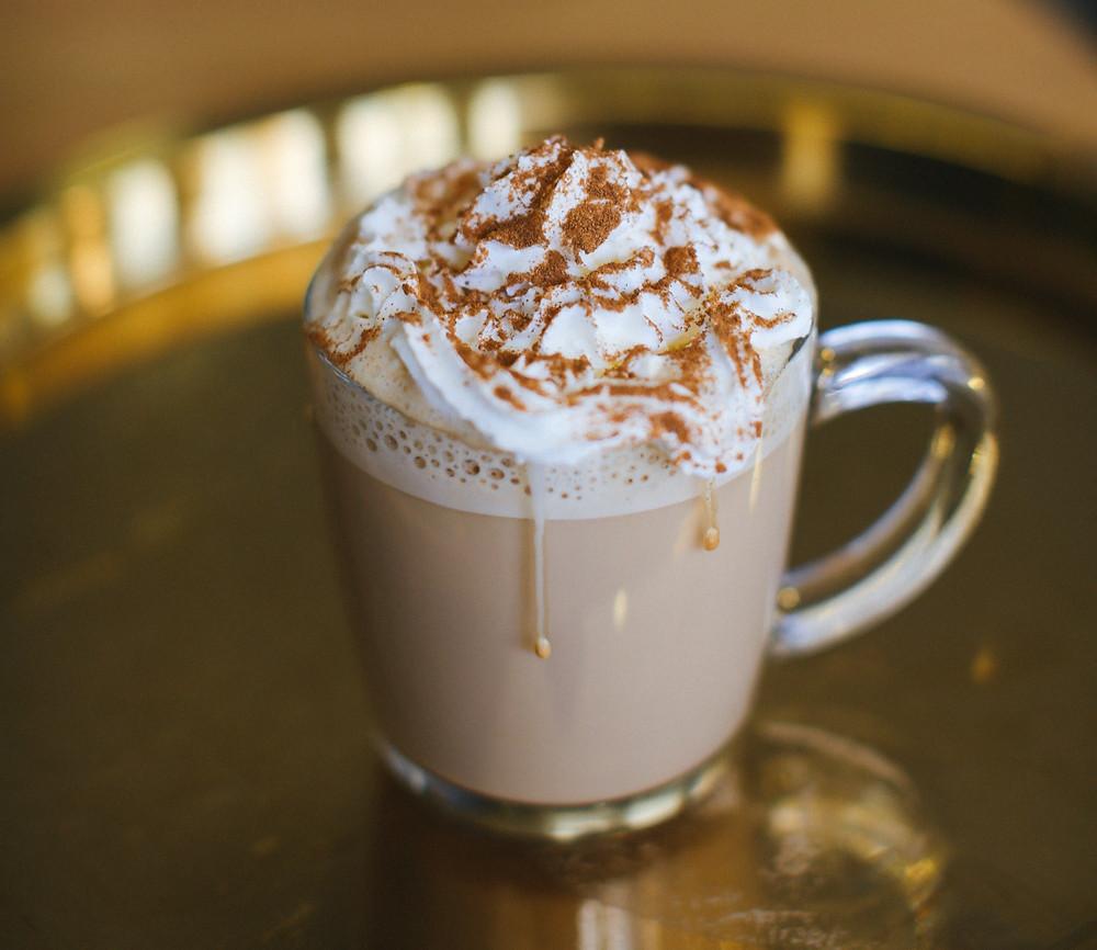 Iced Coffee with Ice Cream