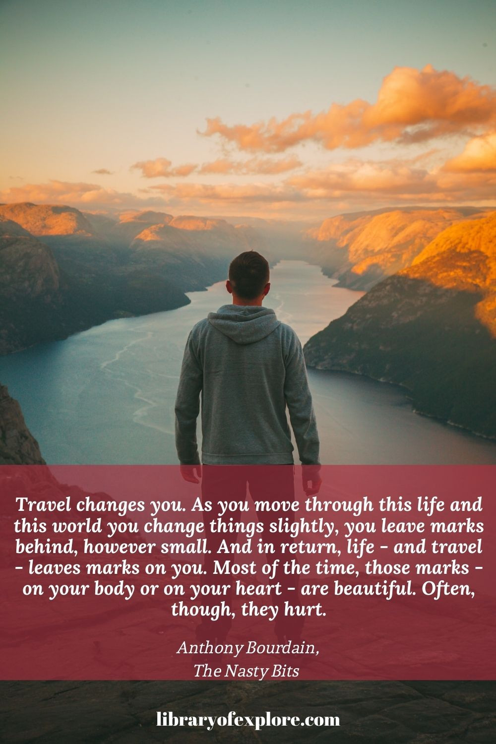 The Most Beautiful Travel Quotes From Famous People