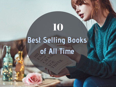 Best-Selling Books of All-Time : Top Selling Books by Ranking