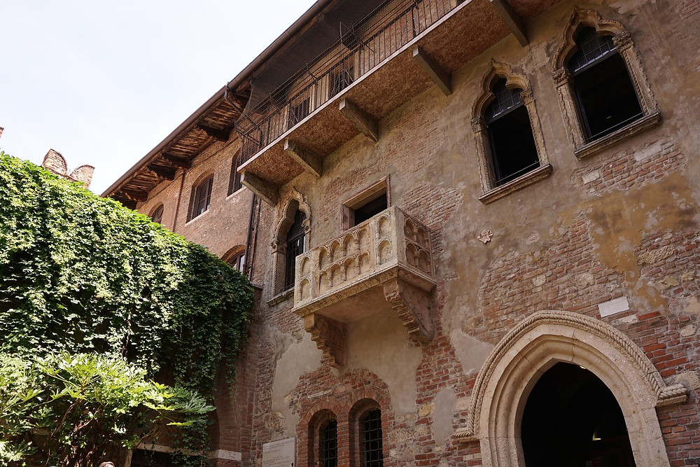Verona is one of the most romantic cities in Italy