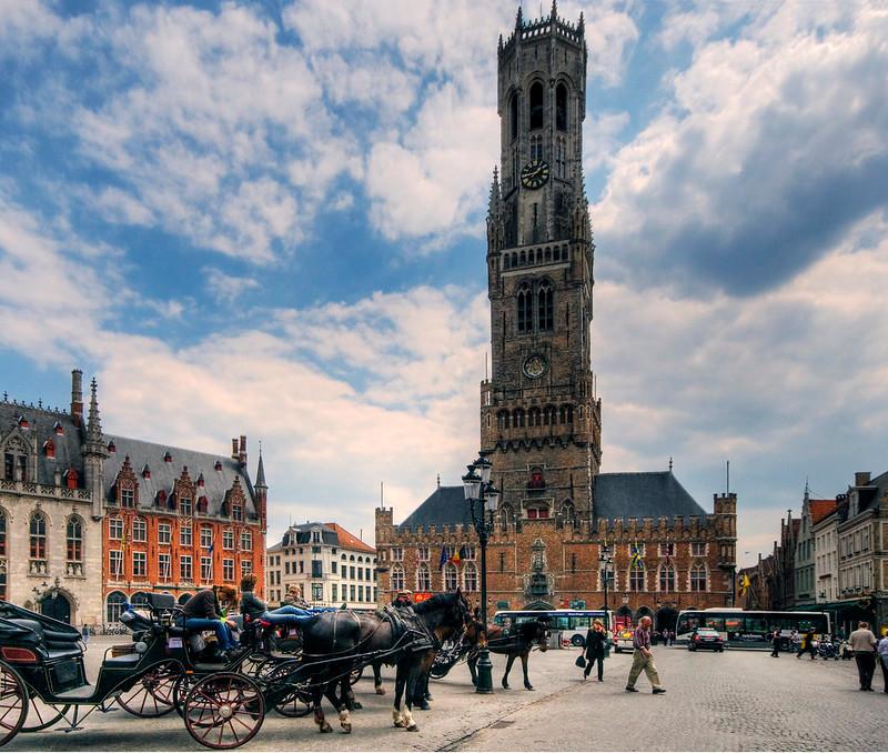 belfry of bruges best places in belgium