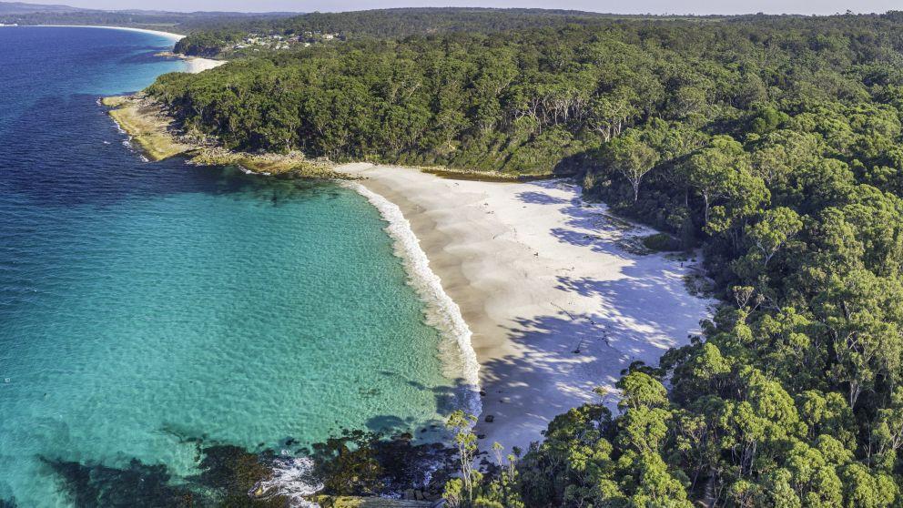 Greenfield Beach Australia Sydney beach view photo
