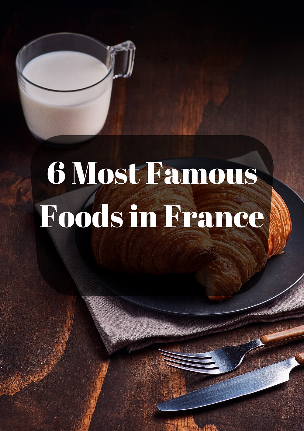 foods in france