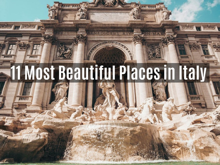 11 Most Beautiful Places In Italy - Best Places To Visit In Italy