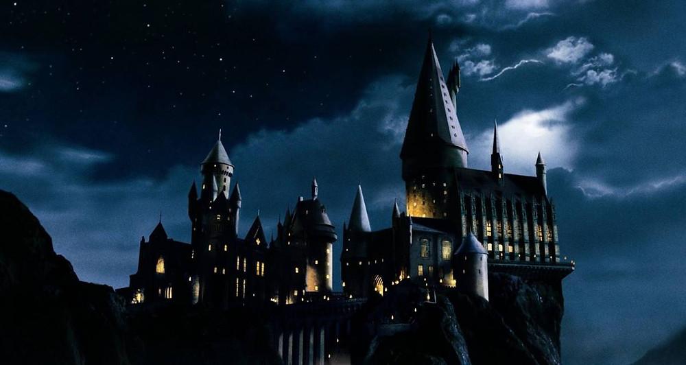 hogwarts photo harry potter