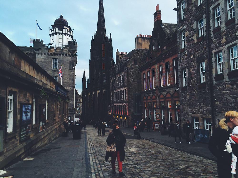 Edinburgh Bucket List