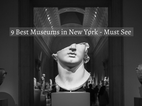 The 9 Best New York City Museums
