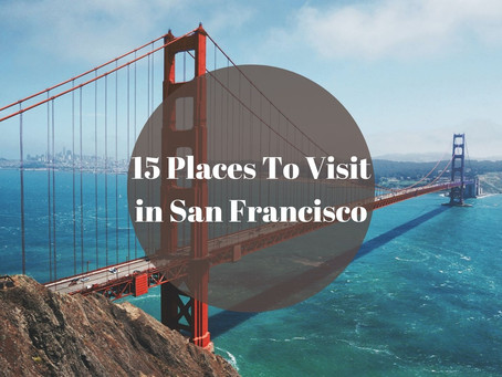 15 Top-Rated Tourist Attractions in San Francisco