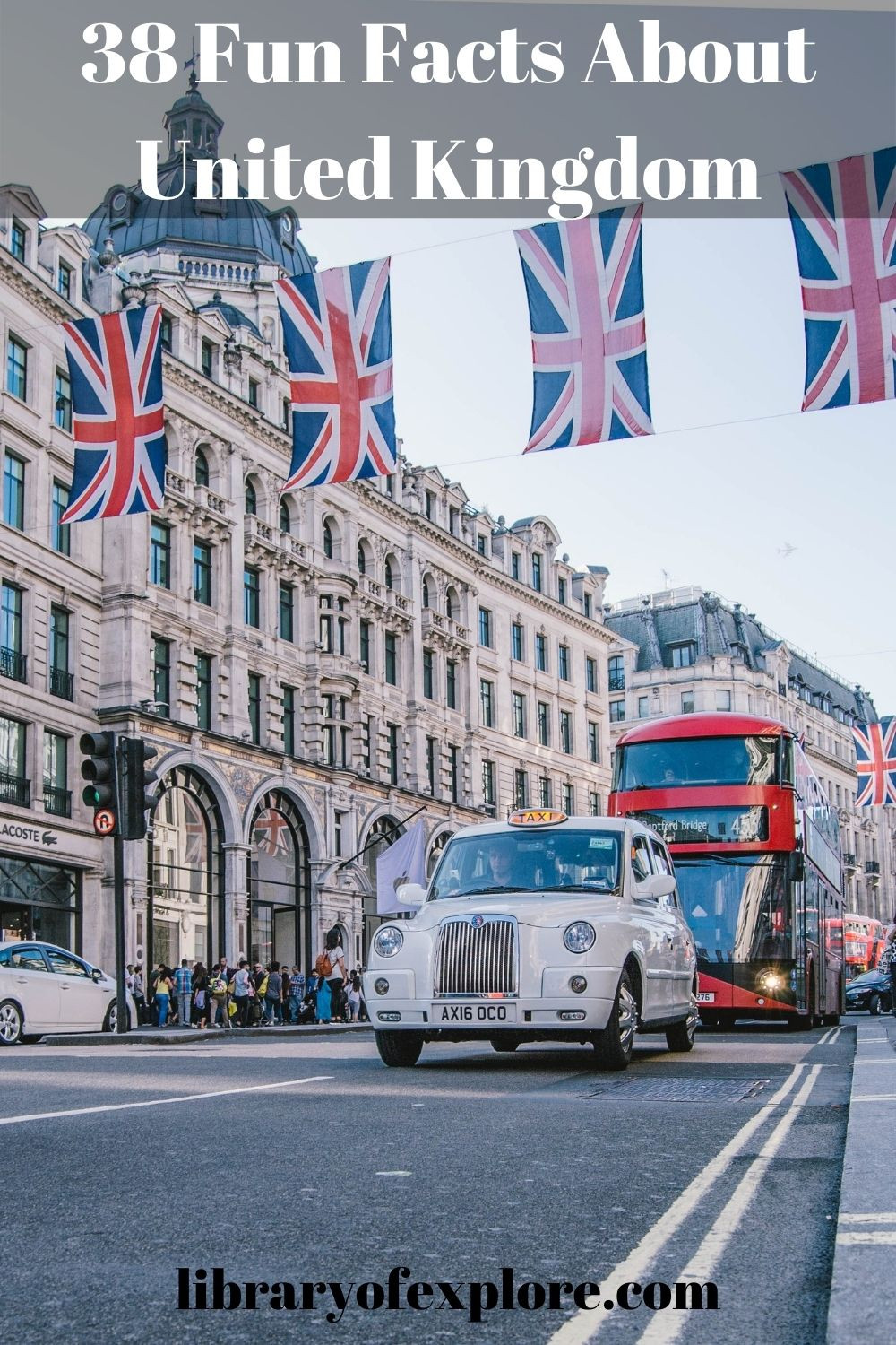 38 fun facts about united kingdom