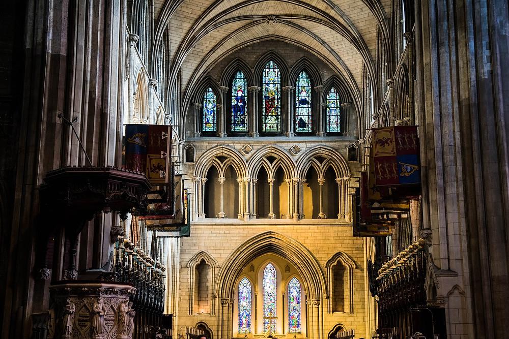 st patrick's cathedral ireland free stock photo