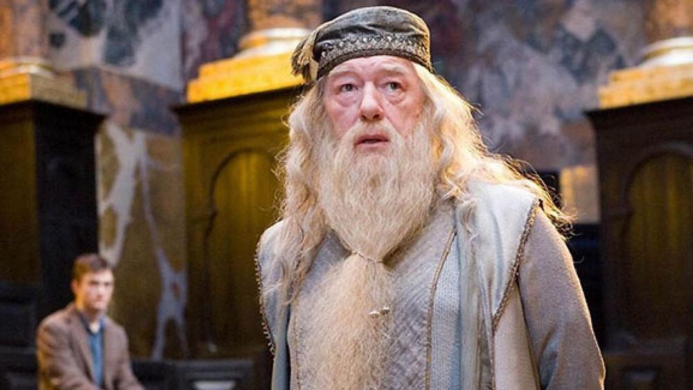 dumbledore harry potter photos