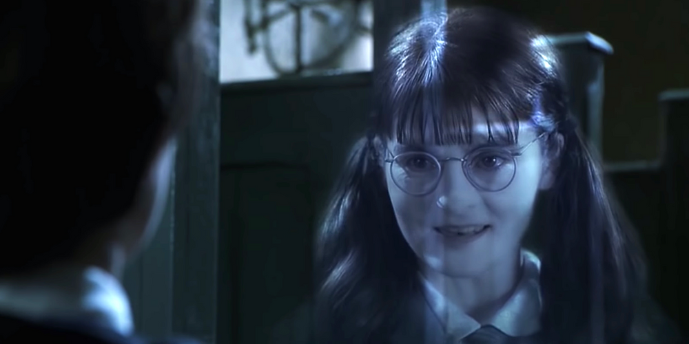 Moaning Myrtle Harry Potter character