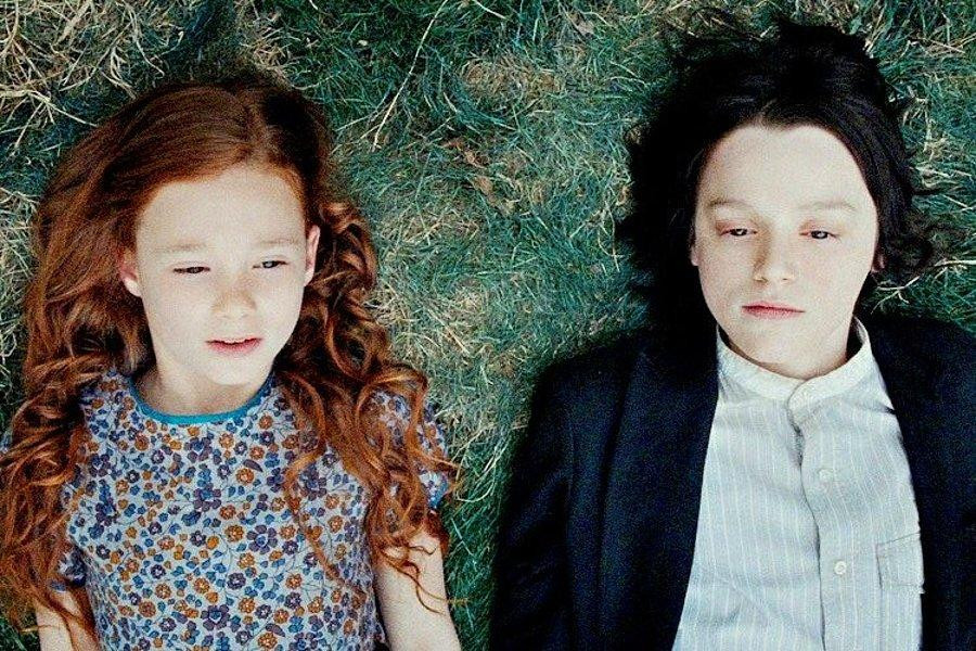 snape and lily harry potter
