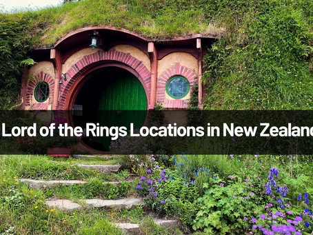 10 Best Lord of the Rings Filming Locations in New Zealand