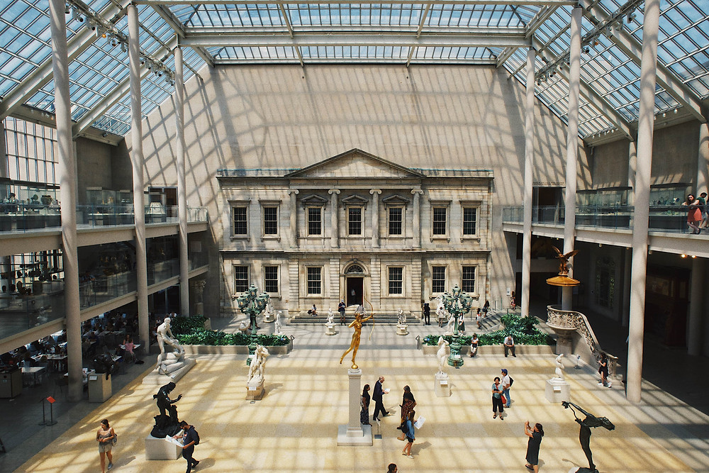 Metropolitan Museum of Art - US