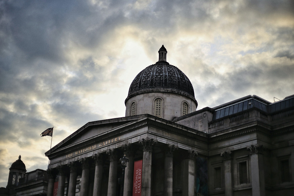 The National Gallery - United Kingdom
