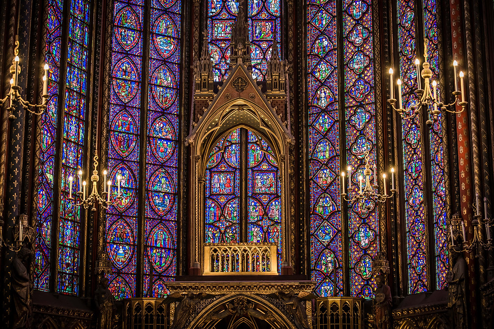 Gothic architecture of the Rayonnant period