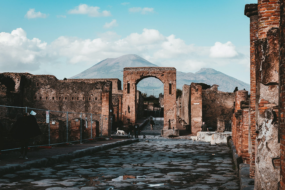 A suggestion for another cultural and ancient trip is the Pompeii Archaeological Park
