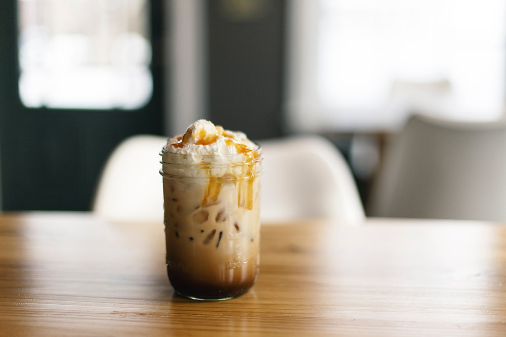 Frappe is the perfect type of cold coffee