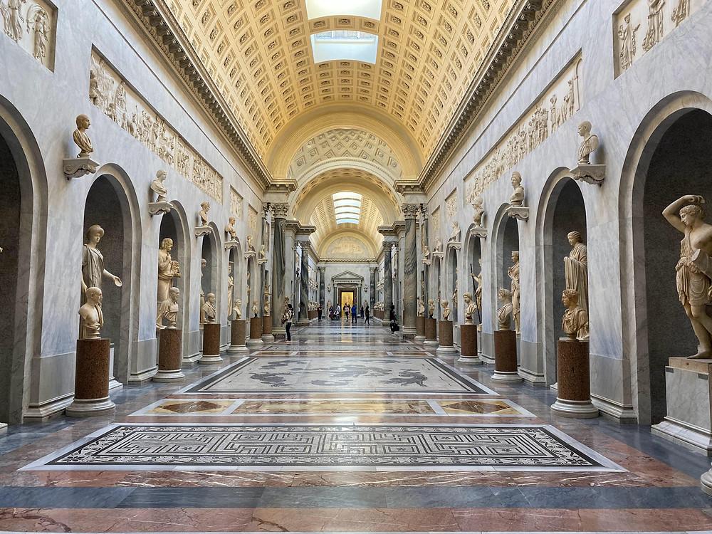 The Vatican Museums - Vatican City