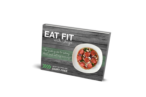 Eat Fit With Chrys Digital Cookbook