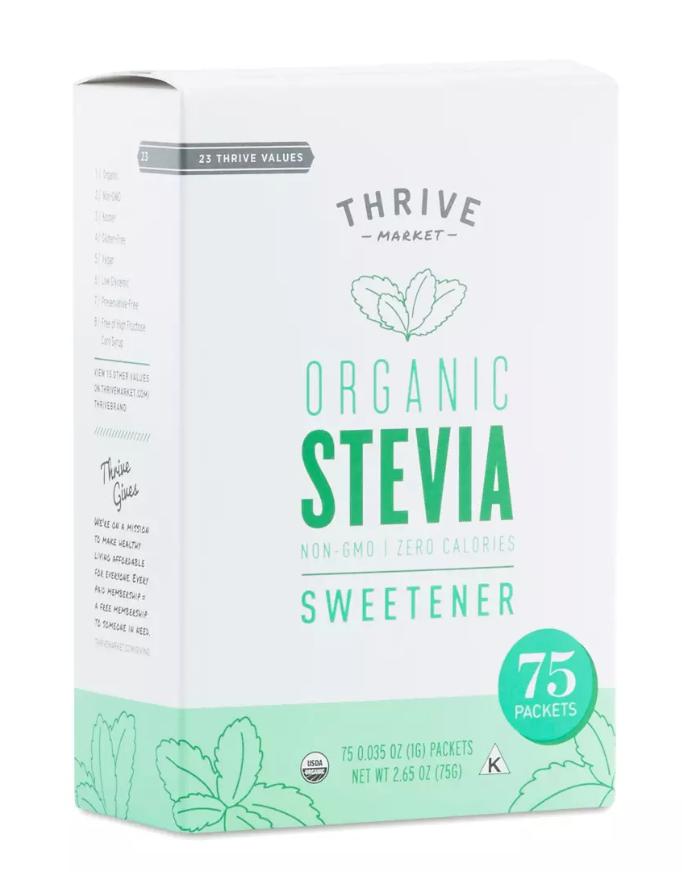 Organic Stevia Thrive Market