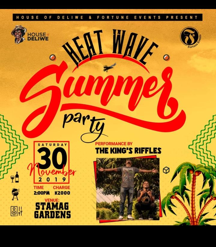 Heatwave Summer Party