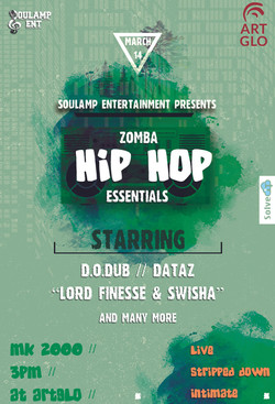 Hip Hop Essentials