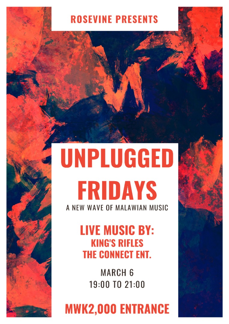 Unplugged Fridays Main